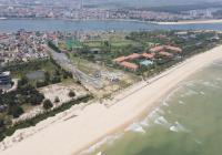 Bán gấp đất biệt thự view biển giá rẻ, có sổ đỏ lâu dài, nằm trung tâm thành phố. LH 0905905500