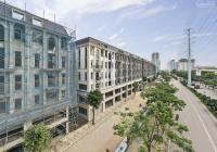 Cần bán lô shophouse 2 mặt tiền siêu đẹp tại khu A, mặt đường lớn Him Lam Vạn Phúc. LH 0932310323