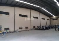 Kho giá rẻ chỉ 80ng/m2 cho thuê nhà kho Quận 7 đường Nguyễn Văn Quỳ gần cảng Cát Lái