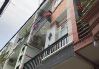 Sở hữu ngay căn nhà 50m2 hẻm Phạm Viết Chánh - Bình Thạnh, hẻm thông, gần Nguyễn Hữu Cảnh
