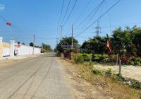 Lô đất mặt tiền đường Phạm Hùng, sát khu công nghiệp Đất Đỏ