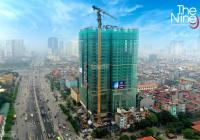 Trực tiếp chủ đầu tư mở bán Chung cư cao cấp The Nine- số 9 Phạm Văn Đồng, Cầu Giấy, Hà Nội- 40tr/m