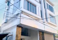 Bán nhà 3 tầng mặt đường nhánh Trần Đăng Ninh, thiết kế siêu hiện đại, 45m2, giá 2,69 tỷ
