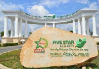 Chính chủ kẹt tiền làm ăn nên cần bán gấp 2 lô đất ở KĐT Five Star Eco City, SHR