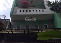 Cần bán nhà hẻm 1/ Âu Cơ, P. Phú Trung, Q. Tân Phú, 4.8x16m, 1 trệt 1 Lửng 3 lầu ST