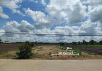 Có bán 4 lô đất thổ mặt đường tại Cần Giuộc, Long An giá 7tr3/m2, phù hợp đầu tư