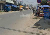 Do kẹt tiền nên tôi cần bán gấp lô đất mặt tiền Hùng Vương, xã Phú Đông, giá rẻ, gần phà Cát Lái