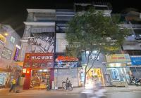 Bán nhà mặt tiền Lê Quang Định gần ngã tư Nguyễn Văn Đậu Bình Thạnh DT 220m2 giá 161 triệu/m2