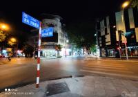 MP vip chuyên vàng & hột xoàn Trần Nhân Tông, 140m2, MT 6m, 1 sổ 1 chủ, vị trí KD đẹp nhất phố