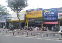 Tầng trệt sử dụng riêng biệt 90m2 6x15m, vỉa hè 5m. Mặt tiền đường Nguyễn Thị Thập, Quận 7