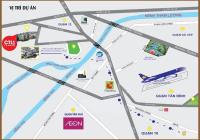Căn hộ cầu Tham Lương Q.12 (Ngay Metro số 2), cuối 2021 giao nhà, giá tốt nhất chỉ từ 1.7 tỷ/70m2