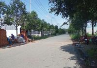 Còn đúng 1 lô đất ở Tân Định, sát đường Mỹ Phước Tân Vạn, diện tích 95m2, sổ hiện đường, dân đông