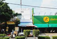 Bán nhà mặt tiền kinh doanh đường Nguyễn Cửu Đàm, 4mx17m, giá 11.2tỷ, P Tân Sơn Nhì, Q Tân Phú