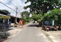 Trung tâm xã Phạm Văn Cội, Củ Chi. Đất 417m2 = 10 x 42m full TC, MT đường nhựa thông