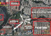 Giỏ hàng BĐS KDC Kim Sơn P. Tân Phong, Q7, diện tích 5x20m, XD: Hầm, trệt, 4 lầu, giá 11.4 tỷ/nền
