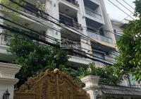 Nhà mặt tiền Nguyễn Khuyến, Phường 12, Bình Thạnh - Diện tích: 5.2m x 15m, 1 trệt, 4 lầu, ST