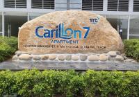 (Siêu hot)Cho thuê gấp: Căn 2PN - 1WC Carillon 7,Tân Phú, giá: 8 tr/th, LH: 0917 401 388 (gặp Linh)