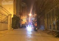Bán nhà phố Yên Lạc, Kim Ngưu, ô tô đỗ cửa, DT 55m2 x 4T x MT 6m x 6,3 tỷ