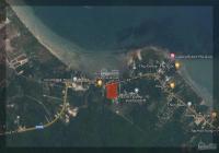 6860m2 Đất Bãi Thơm, Phú Quốc tựa núi hướng biển, quy hoạch khu du lịch sinh thái