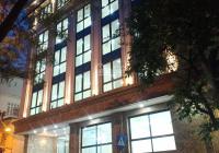 Bán nhà mặt phố Thái Thịnh 130m2, 9 tầng, 1 hầm chính chủ