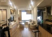 Bán căn hộ 2PN view hồ điều hòa, có sổ đỏ DT 93.4m2 tòa N01-T8 Hancorp, khu Ngoại Giao Đoàn