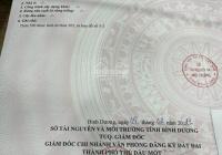 Chính chủ gửi đất Hiệp Thành Nguyễn Đức Thuận 30m, xây nhà quá ô tô 7 chỗ, 0918148450