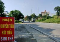 Đất mặt đường Quốc lộ 21 tại Hòa Sơn, Lương Sơn, Hòa Bình