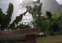 Bán nhà phố Nguyễn Du, Triệu Việt Vương, HBT 50m2, 5 tầng, 13 tỷ, gara KD gần chợ Hôm Hồ Gươm