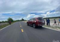Bán lô góc 2 mặt tiền đường lớn gần sân bay Lộc An, SHR thổ cư sẵn 100m2 chỉ dưới 1 tỷ