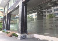 Cho thuê mặt bằng showroom tầng 1, vị trí đắc địa tại phố Trung Kính - Cầu Giấy, DT 200m2
