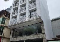 Cho thuê nhà mặt phố Thụy Khuê: 165m2 x 8 tầng, MT: 11m