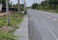 Bán gấp lô đất thổ cư mặt tiền đường Lý Nhơn xã An Thới Đông Huyện Cần Giờ TPHCM giá rẻ