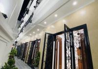 Tôi chính chủ bán lô liền kề 5 căn xây mới mặt ngõ 8 phố Bùi Ngọc Dương, ô tô đỗ cổng, thiết kế đẹp