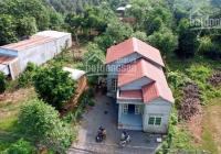 Bán nhà và đất 10,5mx32m, nở hậu