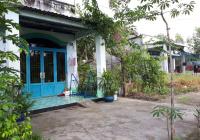 Bán nhà xã Hòa Phú, cách đường Sông Lu khoảng 250m, DT đất 8m x 27m, giá 1 tỷ 400