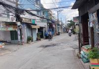 Nhà cũ hẻm 8m chỉ 1 sẹc, đường Hồ Học Lãm, An Lạc, Bình Tân. 5 X 14,5m (72,1 m2) 1 trệt 1 lầu