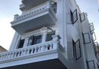 Bán nhà đường 193 Văn Cao, 90m2, 5 tầng, mặt tiền 6m, lô góc, giá 6 tỷ