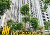 Chính chủ gửi bán căn hộ cao cấp 75m2 chung cư Imperia Sky Garden, LH: 0974640266