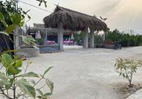 Bán đất mặt sông Hiệp Phước, Nhà Bè nghỉ dưỡng tránh dịch có nhà sẵn 308m2