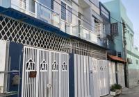 Nhà 1 trệt 1 lầu, hẻm 110 Lò Lu (52,2m2) có 2 phòng ngủ, đường nhựa 5m, sổ hoàn công đầy đủ