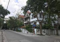 Bán biệt thự Quảng An, mặt Hồ Tây, 254m2 giá 550tr/m2. LH: 0984.922.983 (zalo 24/7)