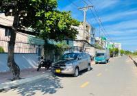 Căn góc 2 mặt tiền đường lớn rẻ như nhà hẻm, MT Nguyễn Sĩ Cố, P15, Q8 (6,5m x 14m) trệt 1 lầu