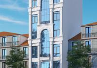 Bán nhà phố Trần Thái Tông - 141m2 - mặt tiền 7.8m - chính chủ