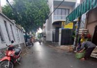 Bán nhà 2 mặt tiền chợ Nguyễn Văn Lượng, P17, Gò Vấp - 83m2 - 7,5 tỷ