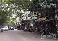 Bán gấp mặt phố Trần Quang Khải, Hoàn Kiếm 32m2 x 5 tầng, MT 6,8m, vỉa hè, kinh doanh đỉnh 18 tỷ