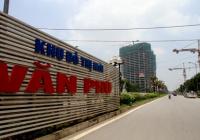 Liền kề Văn Phú: 90m2 hướng Đông Nam, hoàn thiện đẹp, đầu khu đô thị, gần vườn hoa, giá 9,5 tỷ