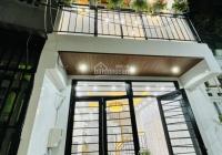 Nhà mới xây nguyên căn Bùi Quang Là P12 GV 1 trệt 2 lầu 1PK 2PN 2WC KV an ninh, 7 triệu, 0903016566