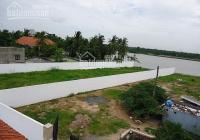 Bán lô đất mặt tiền sông Sài Gòn - phường Thảo Điền rất đẹp và hiếm. LH: 0907661916