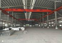 Cho thuê nhà xưởng 4000m2 cao 11m, ở Thanh Miện, Hải Dương, có chia nhỏ diện tích, giá hợp lý