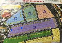 Cần Bán nhanh Lô góc 2 mặt tiền Cây Thông Ngoài dự án Ocean Land 3, DT 136m2, LH 0985680856